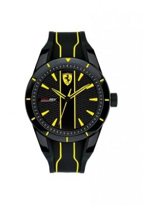 Orologio Solo Tempo Uomo Scuderia Ferrari Redrev FER0830482