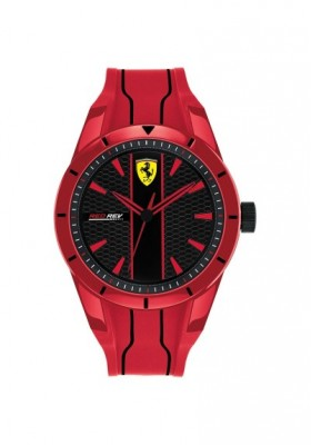 Orologio Solo Tempo Uomo Scuderia Ferrari Redrev FER0830496