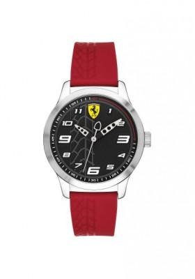Uhr Nur Zeit Herren Scuderia Ferrari Pitlane FER0840019