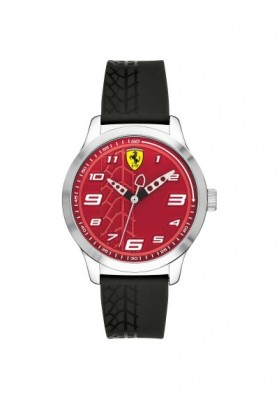 Uhr Nur Zeit Herren Scuderia Ferrari Pitlane FER0840021