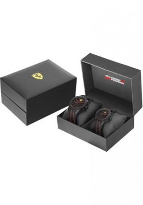 Set 2 Orologi Solo Tempo Uomo Scuderia Ferrari Redrev FER0870021