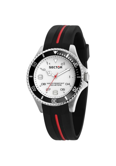 Watch Only time Man Sector 230 R3251161040