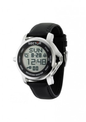 Orologio Digitale Uomo Sector Mountain Master R3251121025