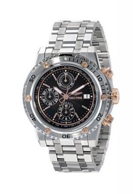 Orologio Cronografo Automatico Uomo Sector 890 Valjoux R2623989027