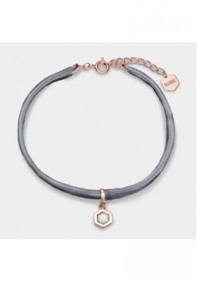 Bracelet Woman CLUSE Amourette in velluto con ciondolo CLUCLJ13001