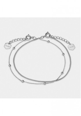 Set Bracciali Woman CLUSE Essentielle in silver CLUCLJ12010