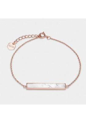 Bracciale Donna CLUSE IDYLLE in oro rosa CLUCLJ10012
