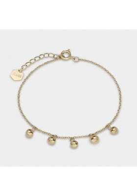 Bracciale Donna CLUSE Essentielle in oro CLUCLJ11011
