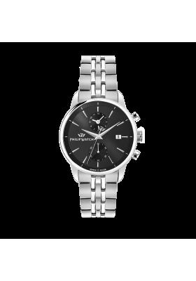 Orologio Cronografo Uomo Philip Watch Anniversary R8273650002