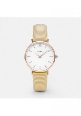 Montre Seul le temps Femme Cluse Minuit CLUCL30032