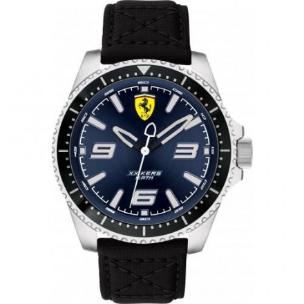 Watch Only Time Man Scuderia Ferrari XX Kers FER0830486