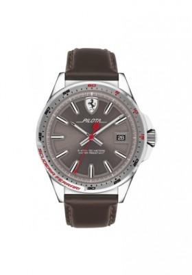 Orologio Multifunzione Uomo Scuderia Ferrari Pilota FER0830488