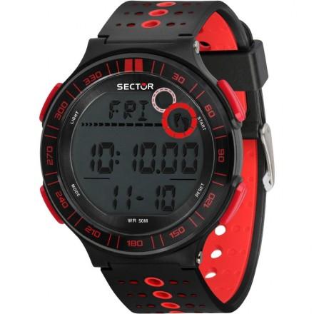 Watch Digital Man Sector Ex-23 R3251512002