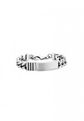 Bracelet Man Jewels Police Laze S14AML02B