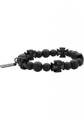 Bracelet Man Jewels Police Crossball S14AMR01B