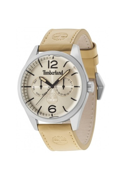 Watch Multifunction Man Timberland Middleton in pelle TBL.15128JS/07