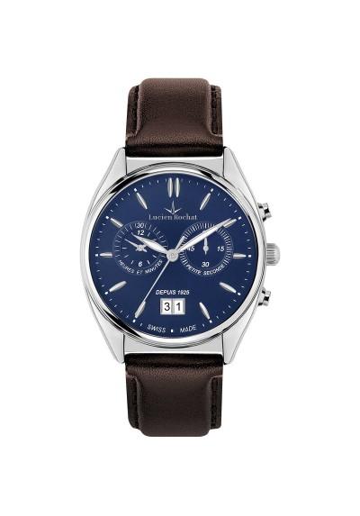 Watch Chronograph Man Lucien Rochat Lunel R0471610004