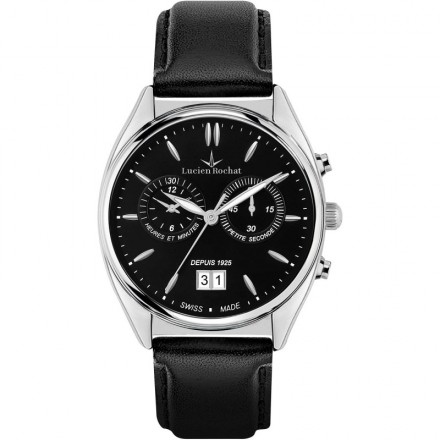 Watch Chronograph Man Lucien Rochat Lunel R0471610005