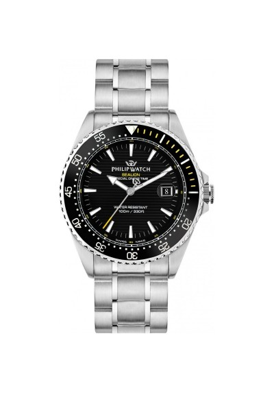 Watch Only Time Man Philip Watch Sealion R8253209003