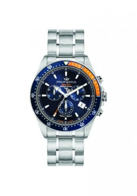 Watch Chronograph Man Philip Watch Sealion R8273609001
