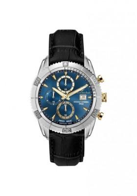 Montre Chronograph Homme Lucien Rochat Krab R0471603007