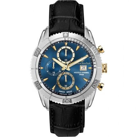 Watch Chronograph Man Lucien Rochat Krab R0471603007