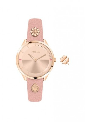 Watch Only Time Woman Furla Pin R4251112509