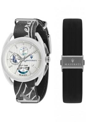 Orologio Cronografo Uomo Maserati Trimarano R8851132002