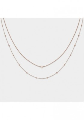 Set Essentielle in Or rose Colliers Femme Cluse CLUCLJ20004