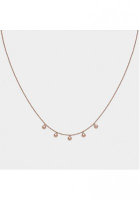 Collana Donna Essentielle Cluse in oro rosa CLUCLJ20006