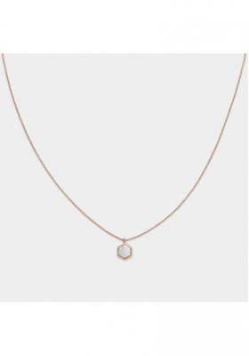 Collana Femme Idylle Cluse or rose CLUCLJ20008
