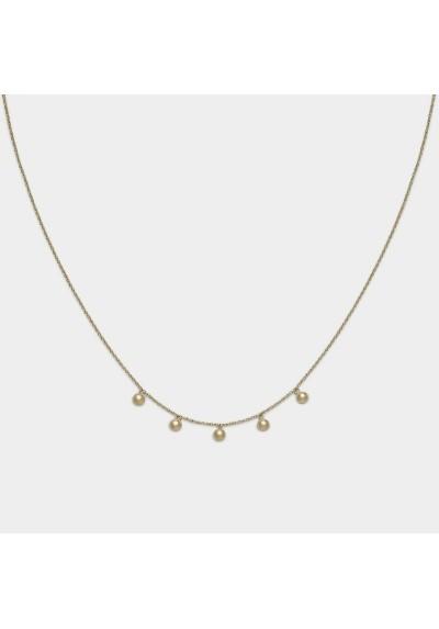 Necklace Woman Essentielle Cluse gold CLUCLJ21006