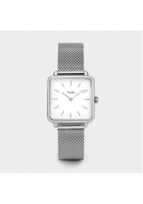 Uhr Damen La Garconne Cluse silber CLUCL60001