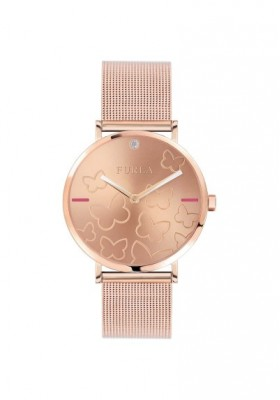 Uhr nur zeit Damen Furla Butterfly R4253113501