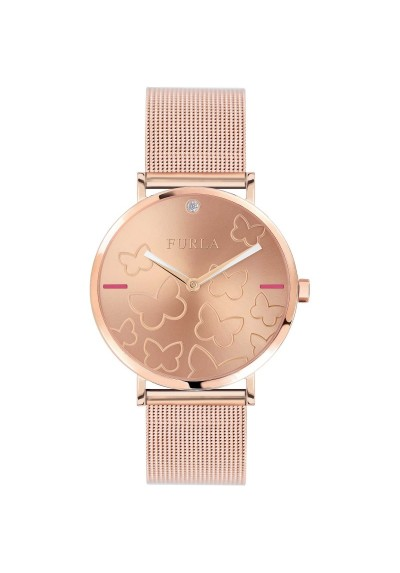 Watch Only time Woman Furla Butterfly R4253113501
