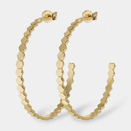 Earrings Woman Essentielle Cluse gold CLUCLJ51008