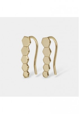 Earrings Woman Essentielle Cluse gold CLUCLJ51010