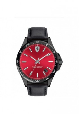 Uhr nur zeit Herren Scuderia Ferrari Pilota FER0830525