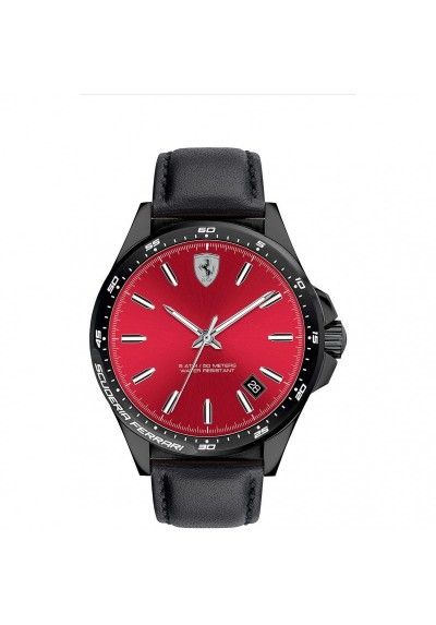 Watch Only time Man Scuderia Ferrari Pilota FER0830525