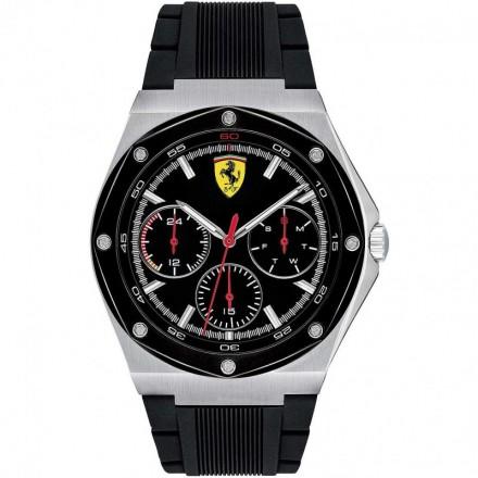 Watch multifunction Man Scuderia Ferrari Aspire FER0830537