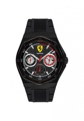 Watch multifunction Man Scuderia Ferrari Aspire FER0830538