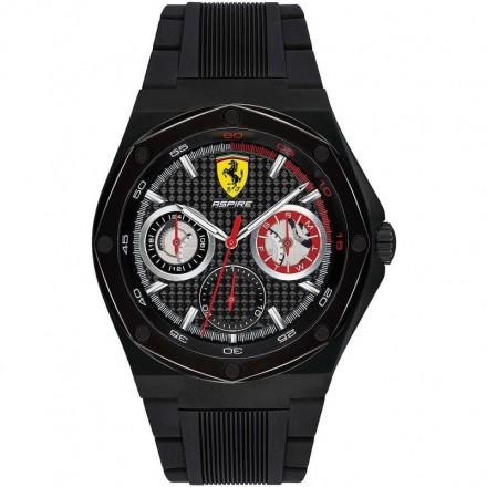 Watch multifunction Man Scuderia Ferrari Aspire FER0830538