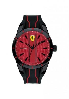 Orologio Solo Tempo Uomo Scuderia Ferrari Redrev FER0830540