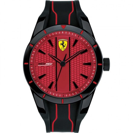Watch Only time Man Scuderia Ferrari Redrev FER0830540