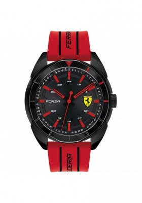 Watch Only time Man Scuderia Ferrari Forza FER0830544