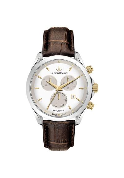 Watch Chronograph Man Lucien Rochat Biarritz R0471612001