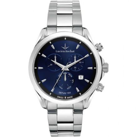 Watch Chronograph Man Lucien Rochat Biarritz R0473612002