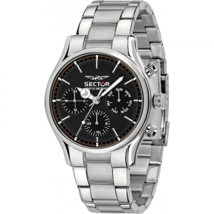 Watch multifunction Man Sector 660 R3253517006