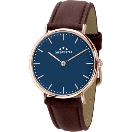 Watch Only time Man Chronostar Preppy R3751252019