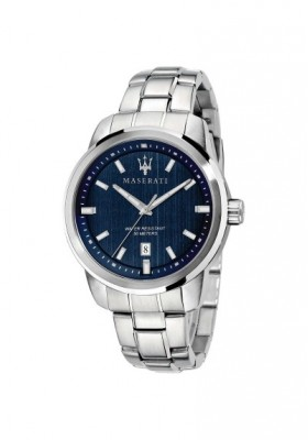 Watch Only time Man Maserati Successo R8853121004